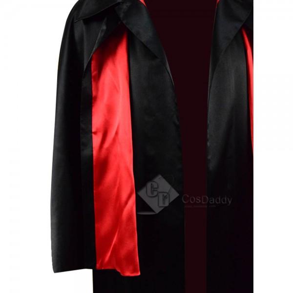 Historical Emporium Men's Satin Inverness Dress Cape