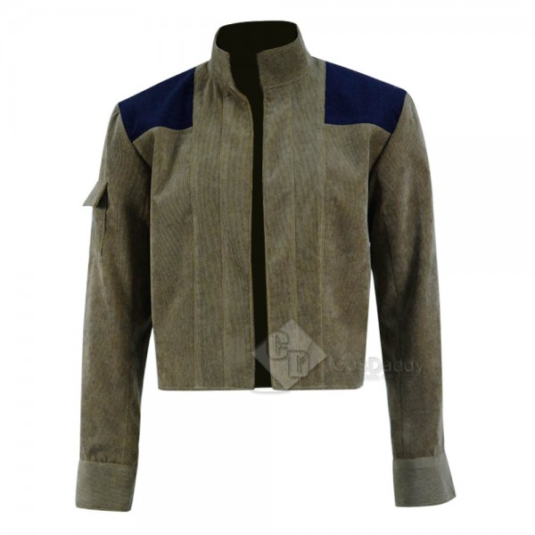 Solo: A Star Wars Story Solo Cosplay Costume