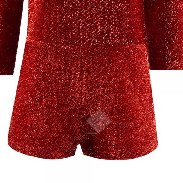 Sing Rossi Pig Jumpsuit Cosplay Costume