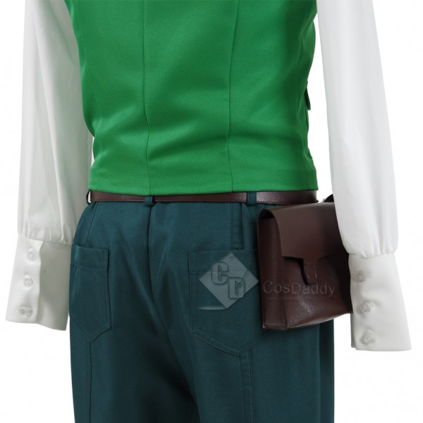 My Hero Academia Izuku Midoriya Warrior clothing Cosplay Costume
