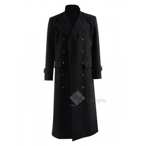 Fantastic Beasts The Crimes of Grindelwald Gellert Grindelwald Long Coat Cosplay Costume