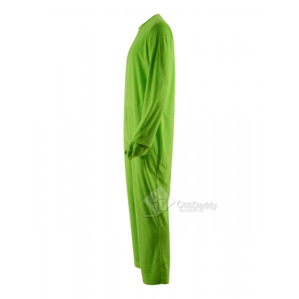 Christmas Party Dress Green Jumpsuit