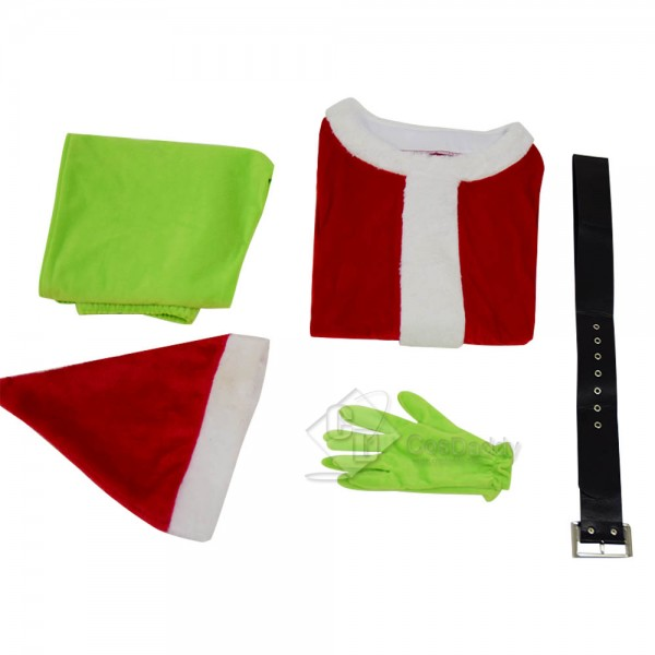 How the Grinch Stole Christmas The Grinch Christmas Costume