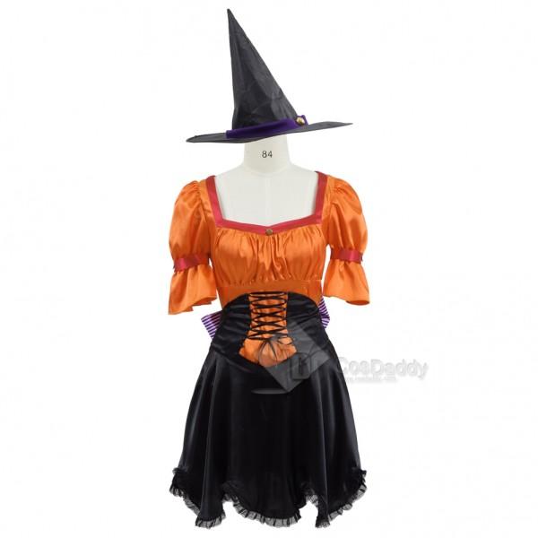 My Hero Academia OCHACO URARAKA Halloween Witch Fu...