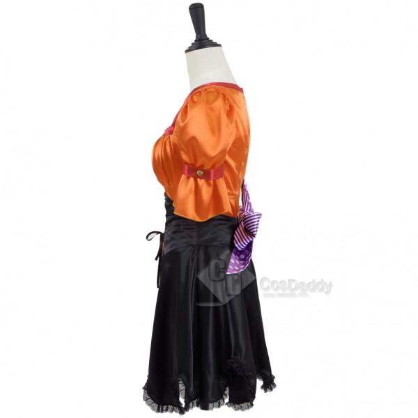 My Hero Academia OCHACO URARAKA Halloween Witch Full Set Cosplay Costume