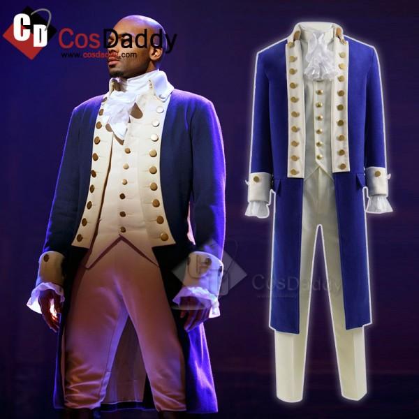 Hamilton Aaron Burr Cosplay Costume