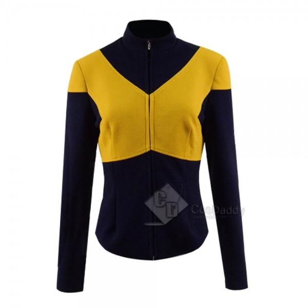 X-Men: Dark Phoenix Jean Grey-Summers Phoenix Coat Cosplay Costume
