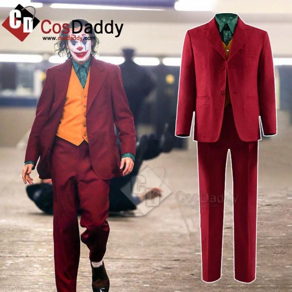 2019 Joker Joaquin Phoenix Arthur Fleck Flannelett...