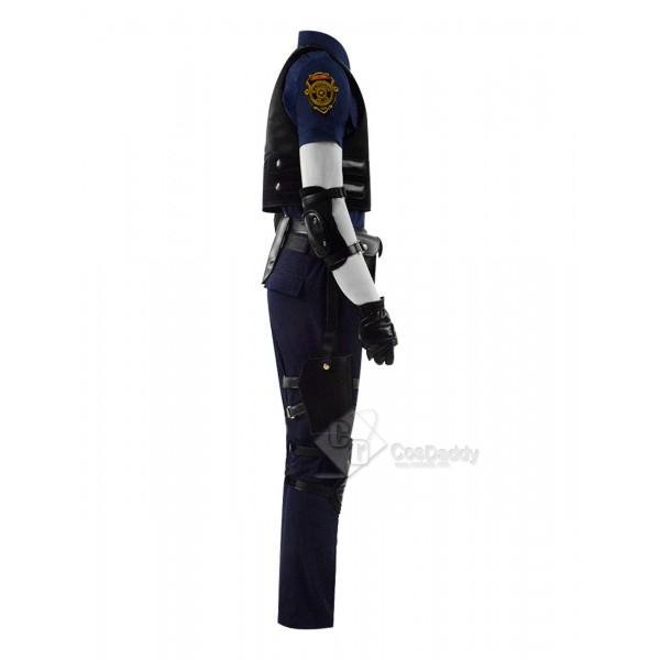 Biohazard Re:2 Leon Scott Kennedy Cosplay Costume