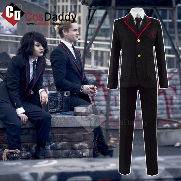Deadly Class (2019) School Uniform Cosplay Costume