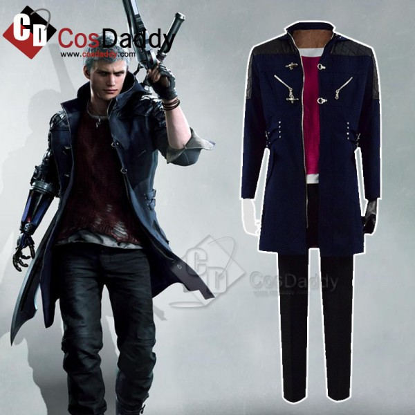 DmC 5 Devil May Cry 5 Nero Cospaly Costume
