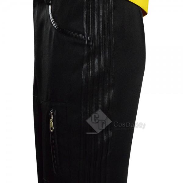 Star Trek: Discovery Christopher Pike Yellow Uniform Cosplay Costume
