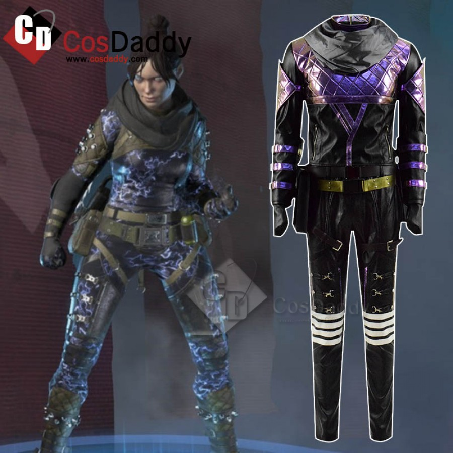 Apex Legends Wraith Cosplay Costume Outfit For Sale