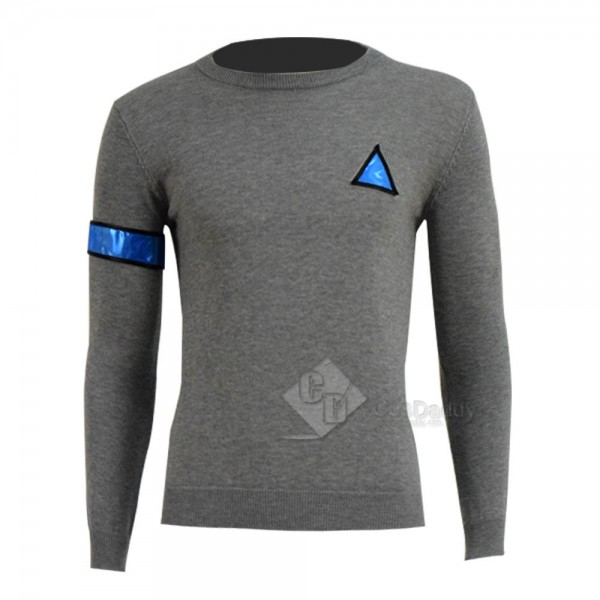 Detroit: Become Human Connor Sweater Cosplay