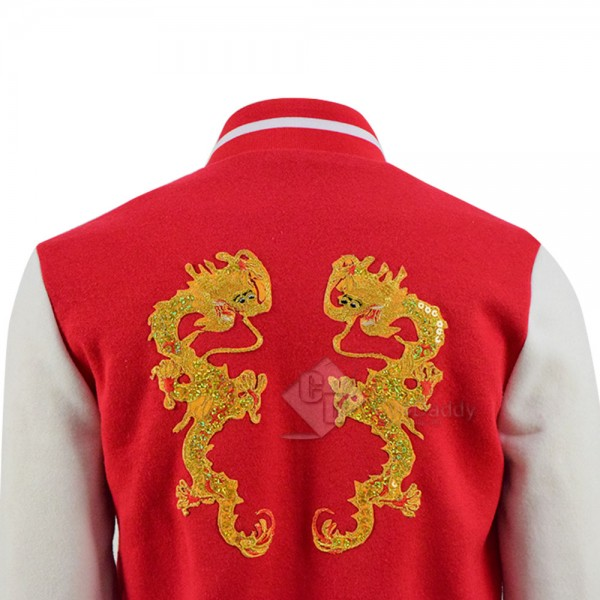 Ralph Breaks the Internet Hua Mulan Thicken Jacket Cosplay Costume