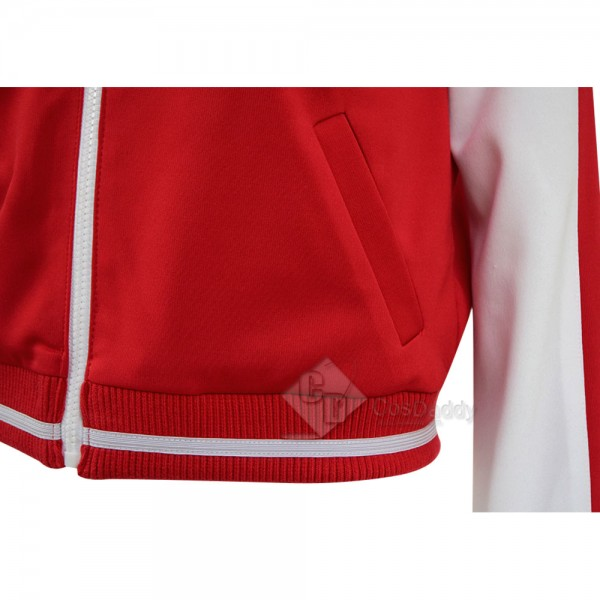 Ralph Breaks the Internet Hua Mulan Jacket Cosplay Costume