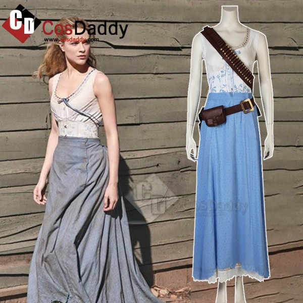 Westworld Season 2 Dolores Abernathy Cosplay Costu...