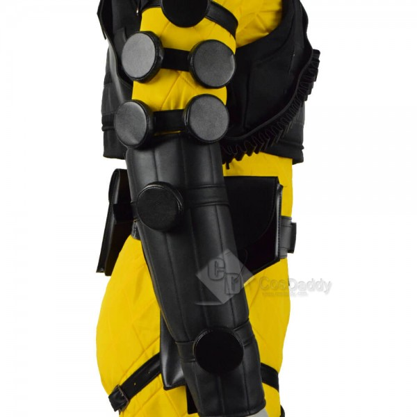 Apex Legends Mirage Yellow Full Set Cosplay Costume