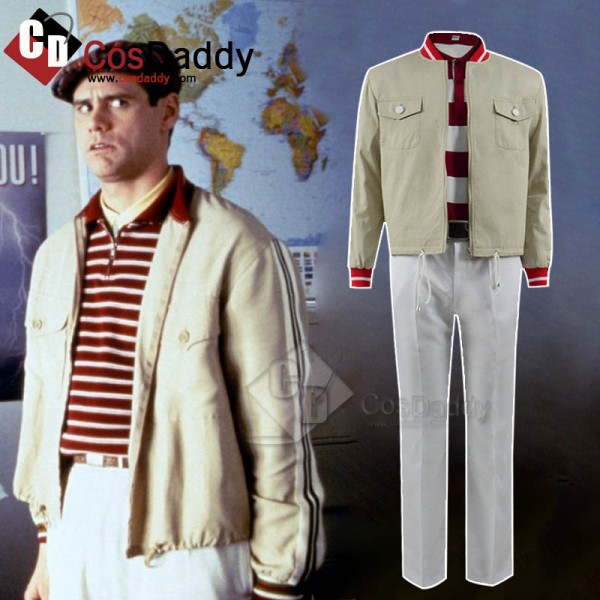 The Truman Show Truman Burbank Cosplay Costume