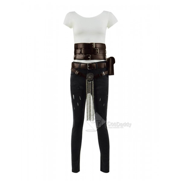 Mad Max Fury Road Charlize Theron Cosplay Costume For Halloween