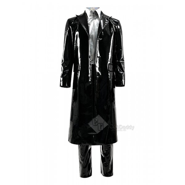 Cosdaddy A.I. Artificial Intelligence Cosplay Costume Long Jacket Full Set