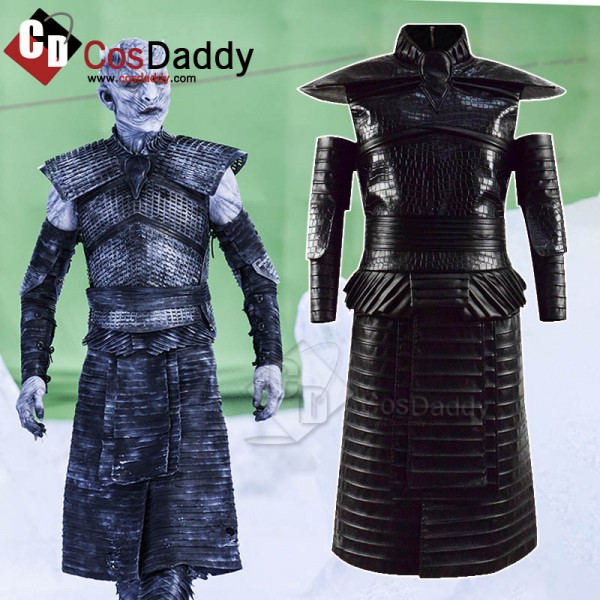 Game Of Thrones Season 8 Night's King Cosplay Cost...