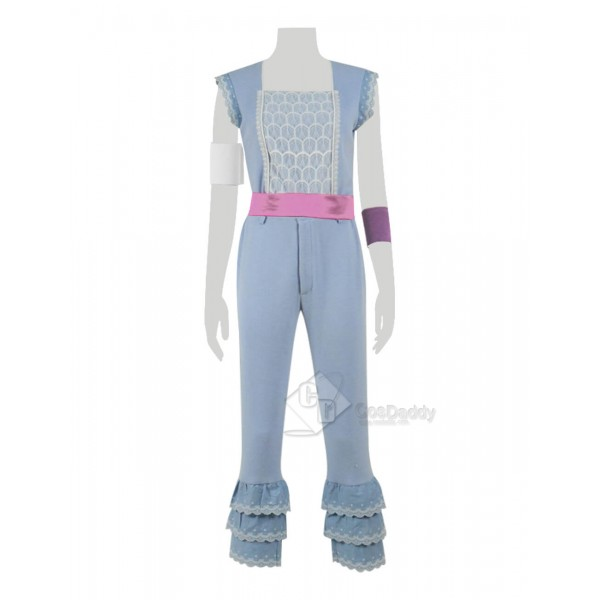 2019 Disney Toy Story 4 Bo Peep Outfit Cosplay Costume Cosdaddy
