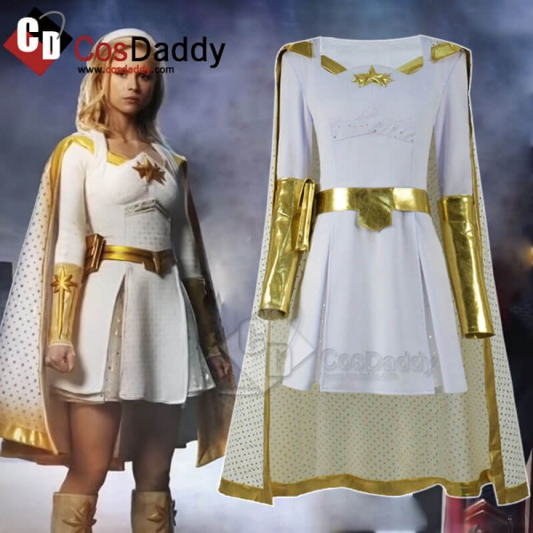 New Arrivals The Boys Trailer #2 Cosplay Costume 2...