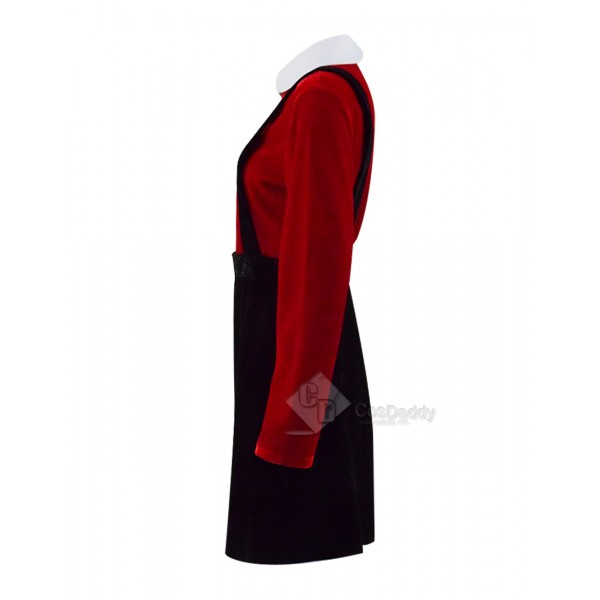 Fleabag Season 2 Suspender Skirt Red Shirt Outfit Cosplay Costume