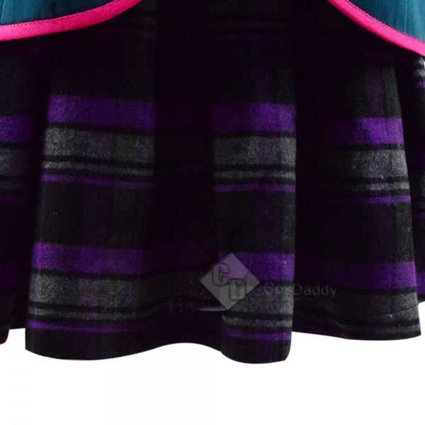 Cosdaddy The Umbrella Academy Purple School Uniform Cosplay For Sale