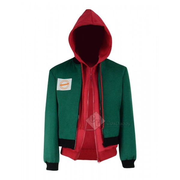 Spider-Man: Into the Spider-Verse Miles Morales Pollover Jacket Costume