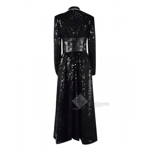 Game of Thrones Season 8 Sansa Stark Dress Black Cosplay Costume