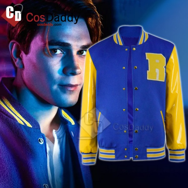 Riverdale Season 3 KJ APA Archie Andrews Jacket Le...