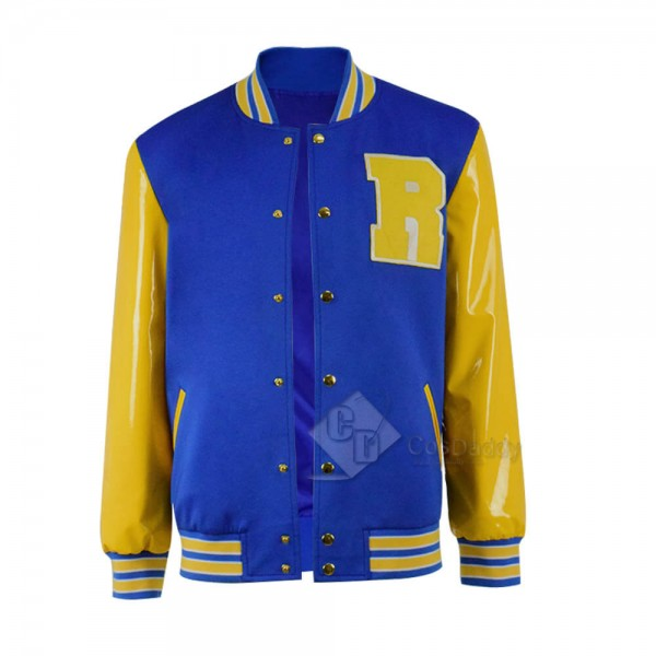 Riverdale Season 3 KJ APA Archie Andrews Jacket Letterman Cosplay Costume Ideas
