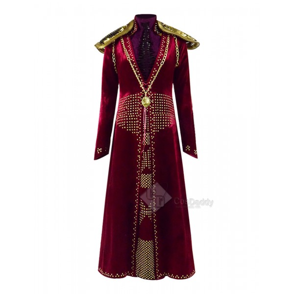 Game of Thrones Season 8 Cersei Lannister Costumes Women For Sale