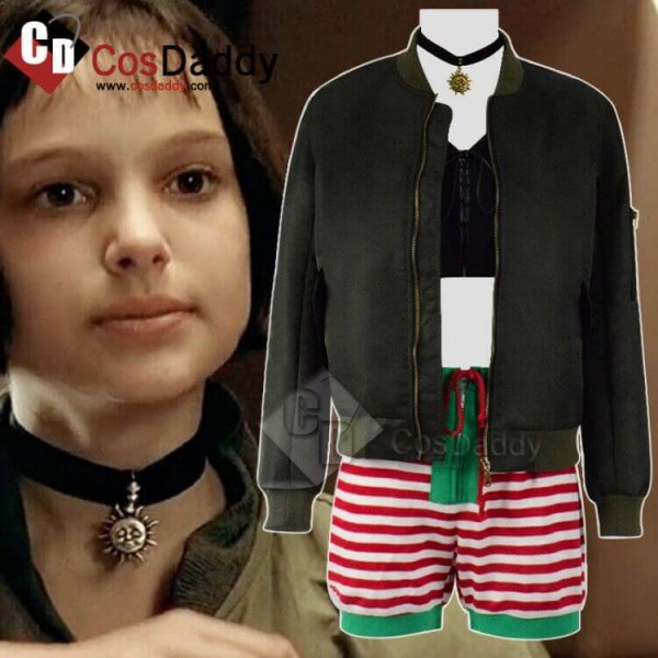 Léon: The Professional Mathilda Leon Halloween Fu...