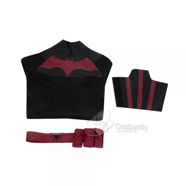 Batwoman Superman Jumpsuits Cosplay Costumes For Adults