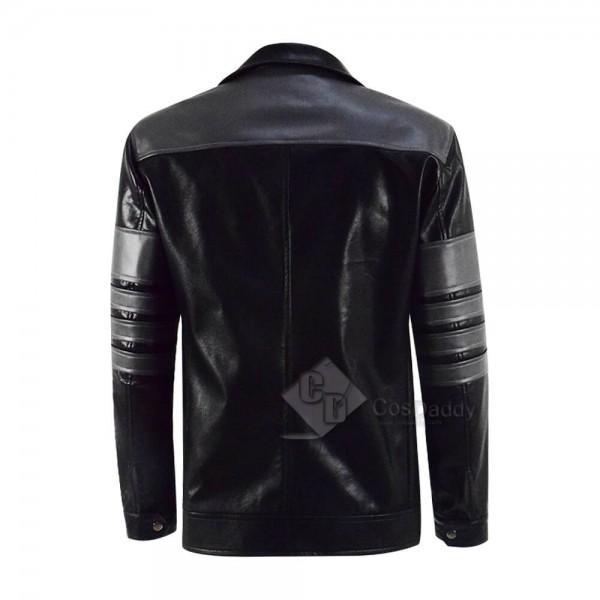 Agents Of Shield Season 5 Deke Shaw Leather Jacket Cosplay Costume