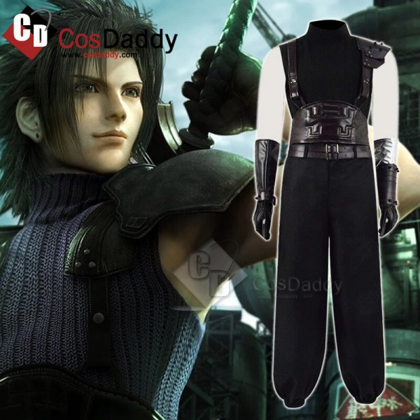 Final Fantasy VII Remake Cloud Strife Cosplay Cost...