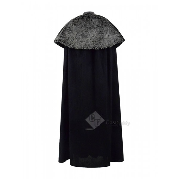 Game of Thrones Sansa Stark Dress Cape Clock Cospaly Costume Ideas For Sale