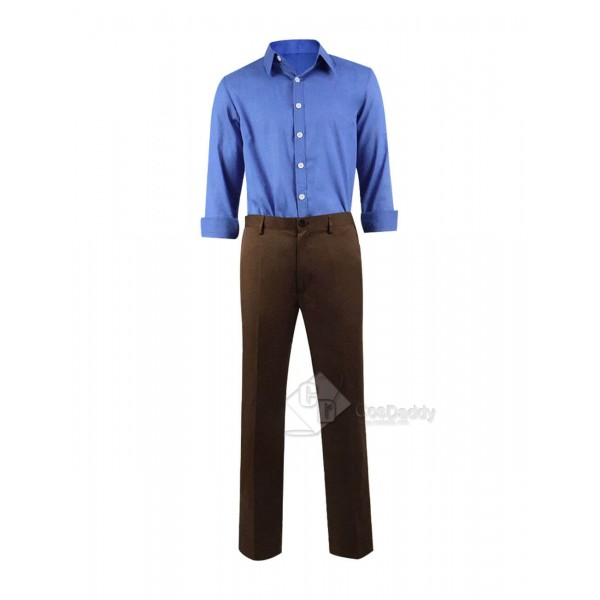A Hidden Life Terrence Malick Full Set Outfit Cosplay Costume For Sale 2019