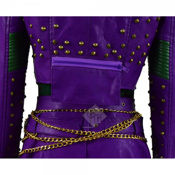 Best Disney Descendants Costumes Mal Outfit Cosplay For Kids Adults