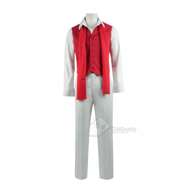 Year of the Rabbit 2019 Detective Inspector Eli Rabbit Outfit Cosplay Costume
