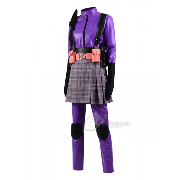 Kick-Ass Hit Girl Dress Mindy Macready Cospaly Costume For Sale CosDaddy