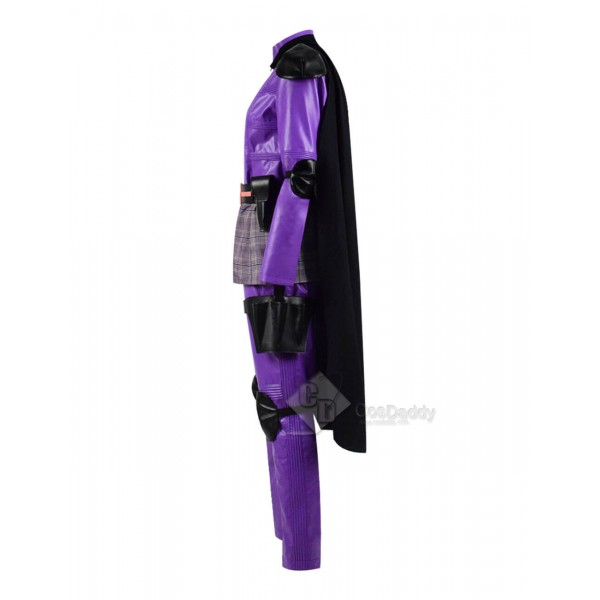 Kick-Ass 2 Hit Girl Mindy Macready Halloween Cosplay Costume CosDaddy