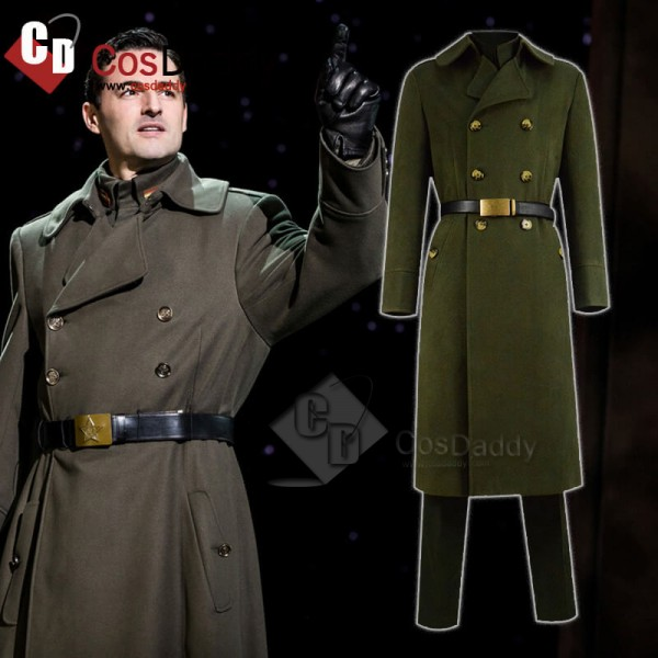 Anastasia Romanov Anya Cosplay Costume Suit Men Un...