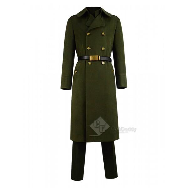 Anastasia Romanov Anya Cosplay Costume Suit Men Uniform Coat