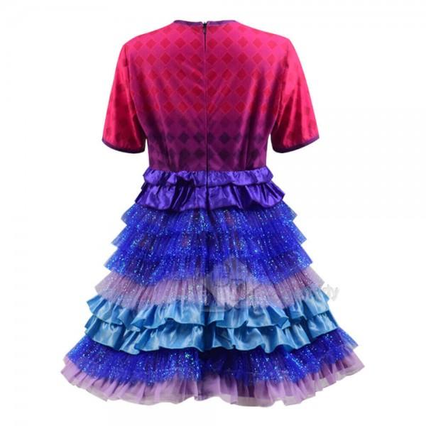Wishenpoof Costume Halloween Bianca Dress Shirt Kids Girls Cosplay CosDaddy