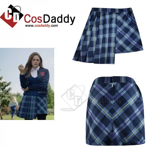 Legacies Season 2 Hope Mikaelson Skirt Plaid Cospl...