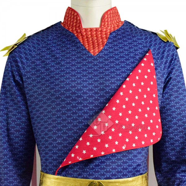 The Boys Homelander Cosplay Costume Halloween Men's Costume